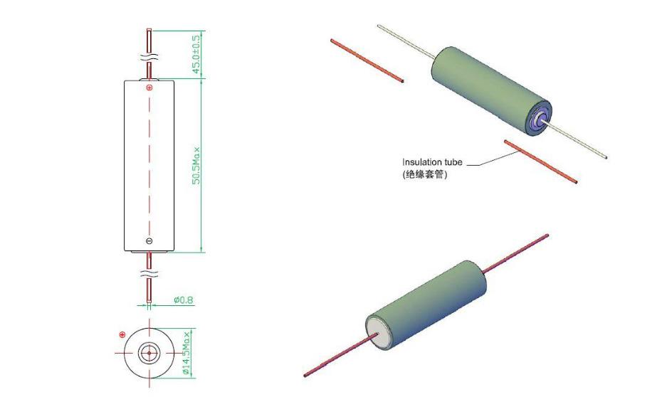 ER14505-AX pins